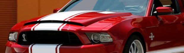 Mustang: Ford Shelby GT500 Super snake
