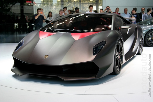 Lamborghini Sesto Elemento 2 Photo Voiture Tuning