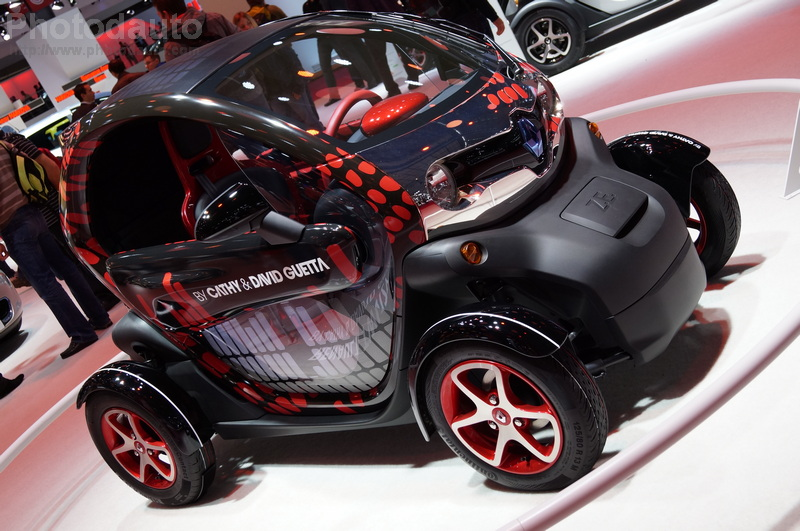 renault twizy guetta photo voiture tuning. Black Bedroom Furniture Sets. Home Design Ideas