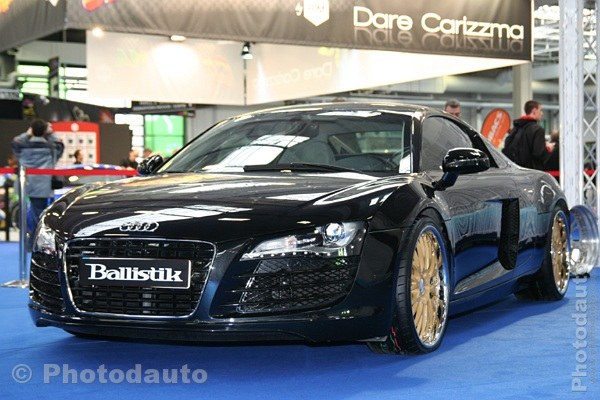 Audi R8 Ballistik Avant Photo Voiture Tuning