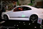 Mercedes CLK blanc Prior Design