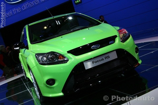 ford focus rs verte. Black Bedroom Furniture Sets. Home Design Ideas