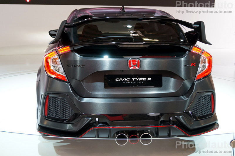 Honda Civic Type R Prototype (2)